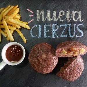 Lo que el viento no se llevó: la nueva hamburguesa cierzus