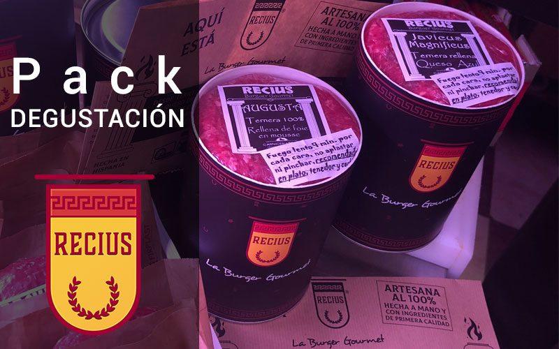 Pack-degustacion