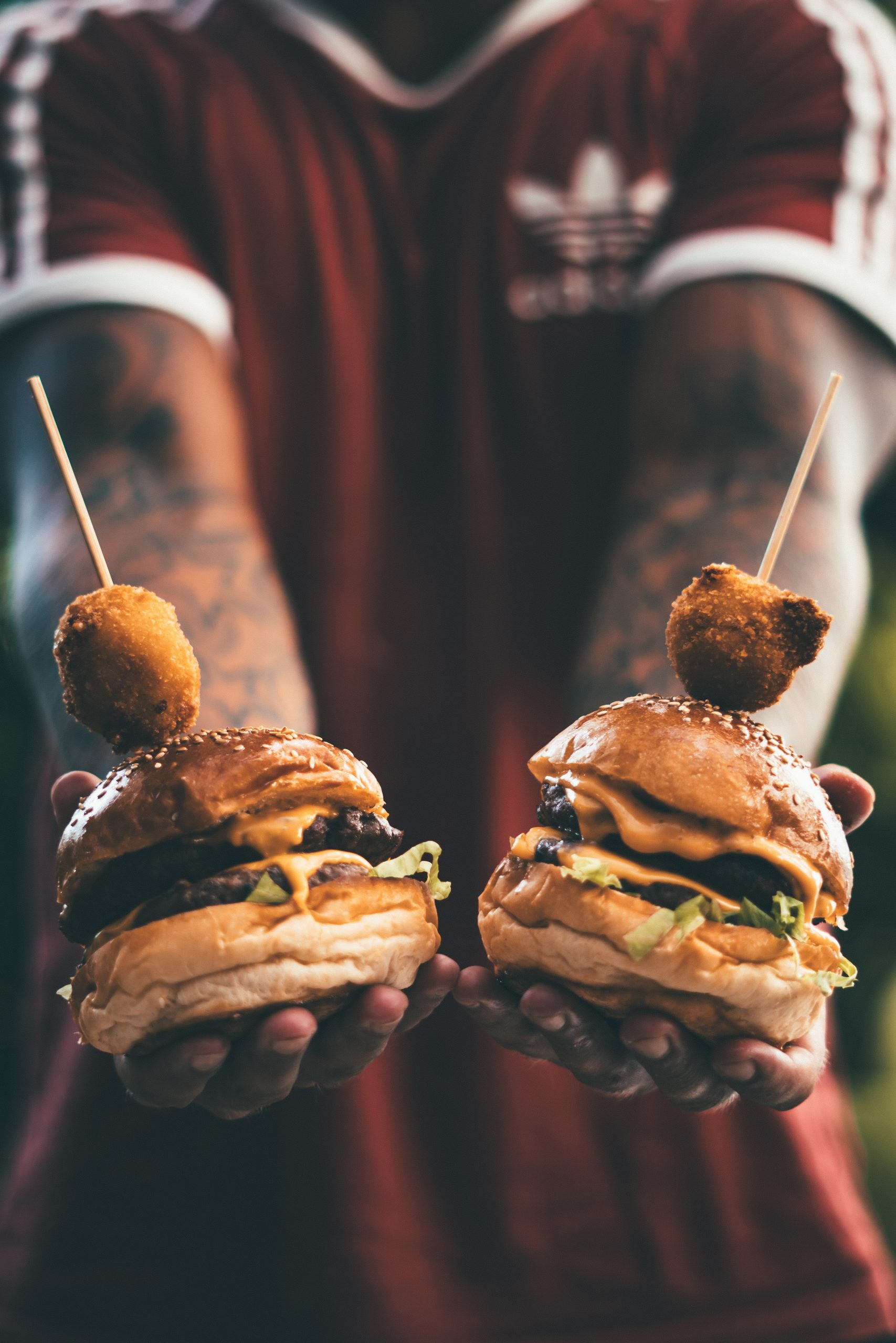 hamburguesas raras