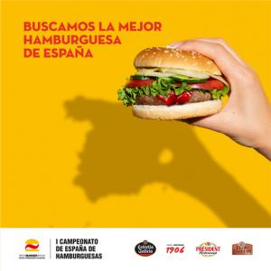 Las 3 mejores hamburguesas gourmet de España