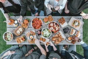 Hamburguesas o pizzas: ¿Qué eliges?